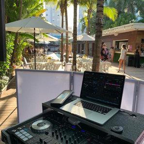 Miami Beach Wedding DJ