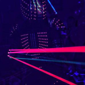 LED Robot - Miami