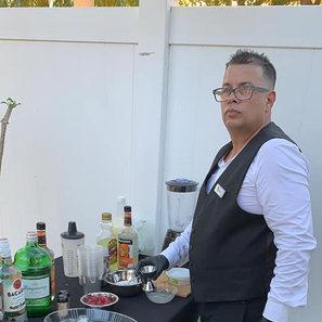Bartender in Miami