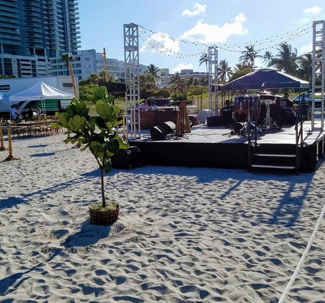 DJ in Miami