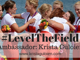 Leveling the Field for Women in Sport – Why it's so important! #levelthefield