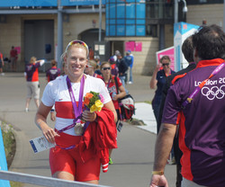 Post Race London 2012