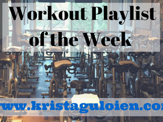 Workout Playlist of the Week!