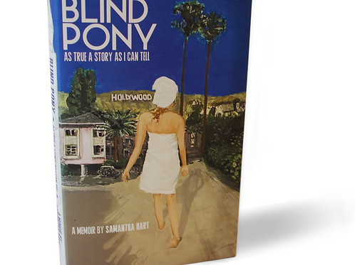 BLIND PONY As True A Story As I Can Tell