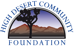 High Desert Community Foundation Logo