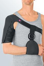 Orthomed Shoulder sling- Upper Limbs Support - Humeral fracture brace