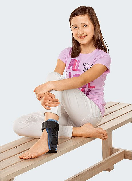M.step® Kidz - Ankle orthosis for stabilization