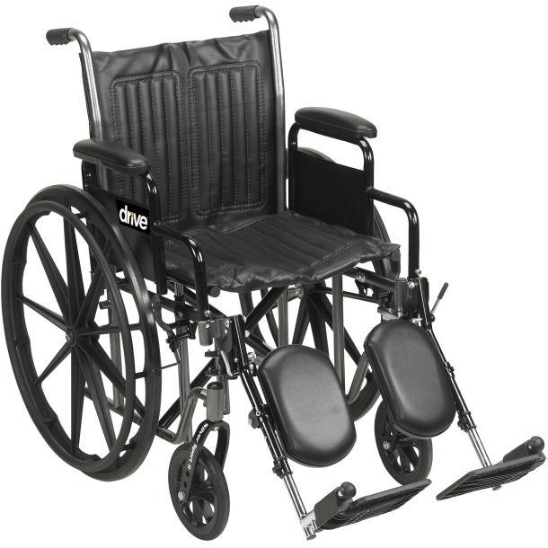 Silver Sport 2 Wheelchair
