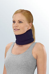 Orthomed Neck Support supplies - protect collar soft ruff cervical