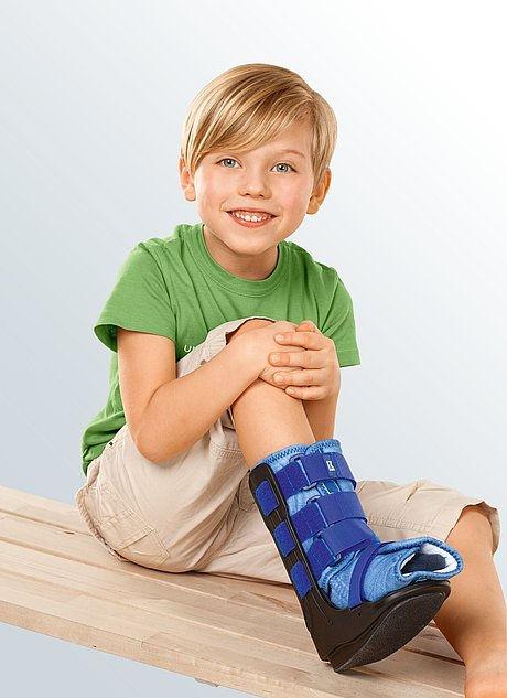 Walker boot Kidz-Ankle foot orthosis