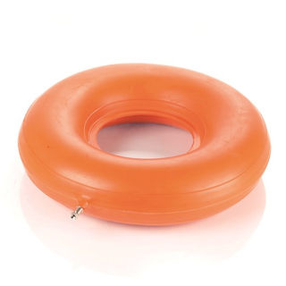 Rubber Inflatable round cushion