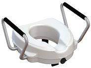 Raised Toilet seat  - Bathroom Support
