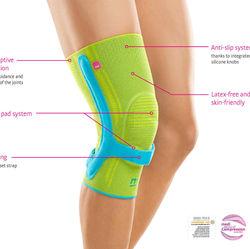 Genumedi® PSS-Sporty knee support with patellar strap