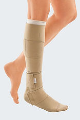 Compression Garments - Inelastic compression garment venous disease