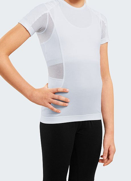 Posture plus young - T-shirt for posture correction for adolescents and children