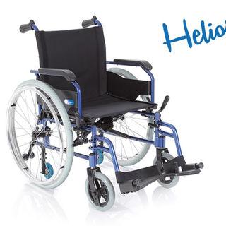 Aluminium Folding Wheelchair - Helios Series