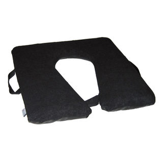 Horseshoe silicone antiescaras gel pad