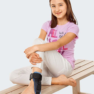 M.step® Kidz-Ankle orthosis for stabilization