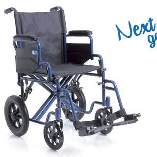 Folding Wheelchairs - Next Go Series