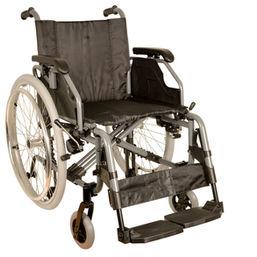 King Aluminium Folding Wheelchair