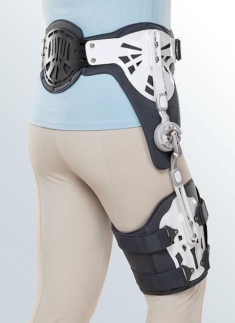 Hip orthosis