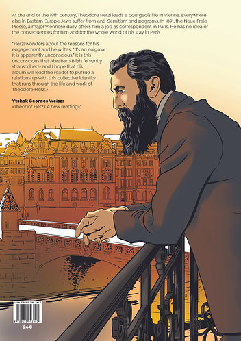 """HERZL               """"If you will it, it is no dream"""""""