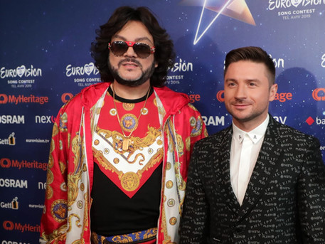"Philipp Kirkorov: ""I promised to take Eurovision. I want to do it with the Sergey Lazarev"""