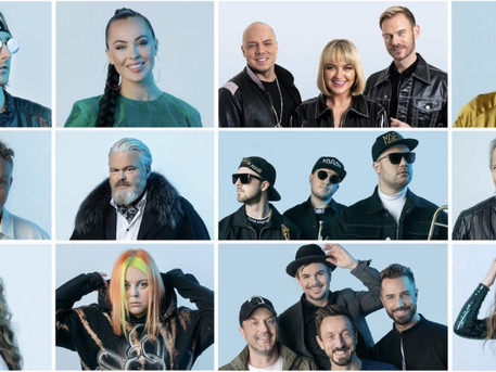 Watch Tonight: Norway Melodi Grand Prix 2021 Final