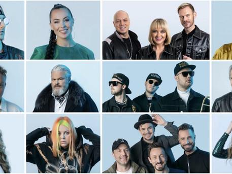 Watch Tonight: Norway Melodi Grand Prix 2021 Final