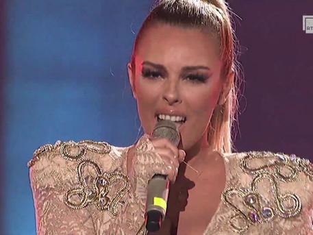 Anxhela Peristeri will represent Albania in Eurovision 2021 with her 'Karma'!