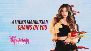 #Armenia Athena Manoukian- Chains On You Lyrics
