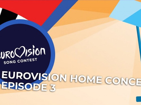Eurovision Home Concerts Episode III is On Air! Watch LIVE here!
