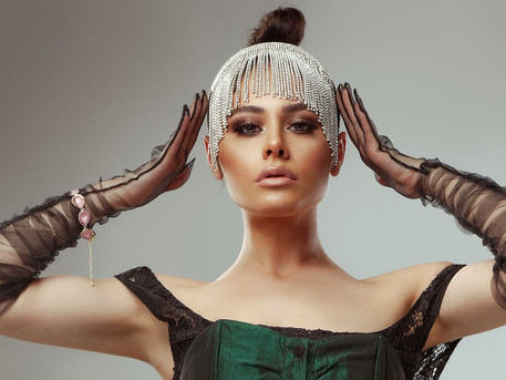 """Samira Efendi is planning a colorful stage show and """"sparkling clothes"""" for Eurovision 2021"""