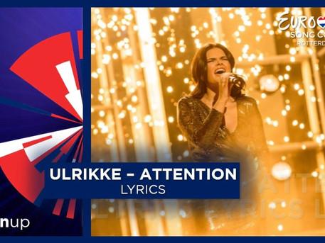#Norway Ulrikke- Attention Lyrics