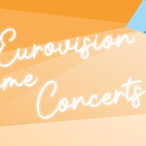 Eurovision Home Concerts Episode II is On Air! Watch LIVE here!