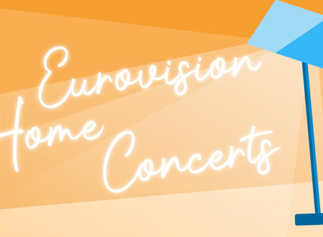 Eurovision Home Concerts Episode I's Trail has been published