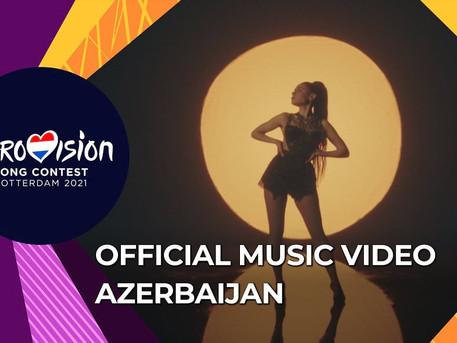 """Watch Here: Samira Efendi will represent Azerbaijan at Eurovision 2021 with her """"Mata Hari"""""""