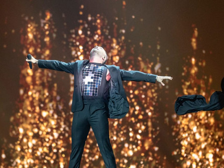 First rehearsal review: North Macedonia Vasil-Here I Stand