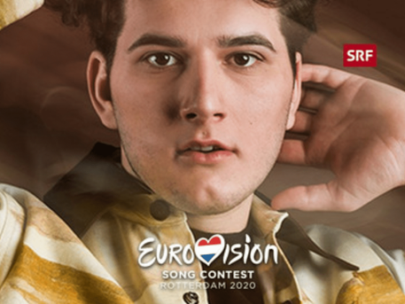 Gjon's Tears will represent Switzerland in Eurovision 2021!