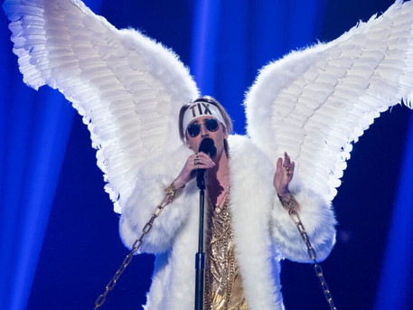 TIX will represent Norway at Eurovision 2021 with his 'Fallen Angel'
