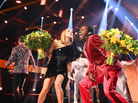 Melodifestivalen 2021 Heat 3: Charlotte Perrelli and Tusse to the final