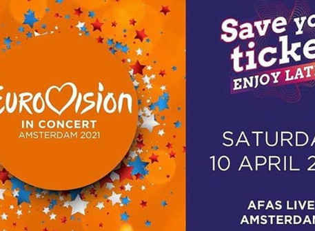 Eurovision In Concert 2021's first details are announced!