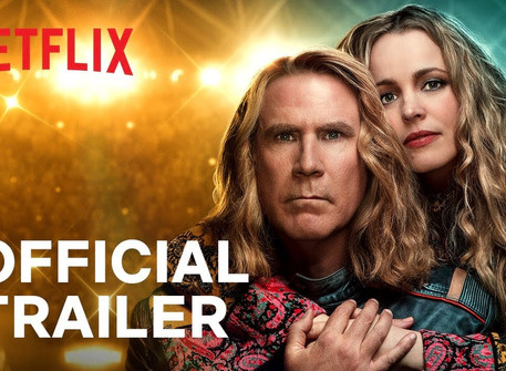 Eurovision Song Contest: The Story of Fire Saga's trailer is released by Netflix