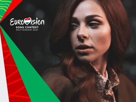 """Watch Here: VICTORIA will represent Bulgaria with her """"growing up is getting old"""" at Eurovision 2021"""