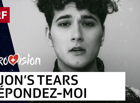 "Gjon's Tears will represent Switzerland with ""Répondez-moi"" in Eurovision 2020!"