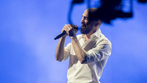 "#Georgia Tornike Kipiani has performed his second rehearsal for ""You"""