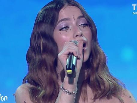Roxen will represent #Romania🇷🇴 in Eurovision 2021!