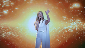 First rehearsal review: Slovenia Ana Soklič-Amen