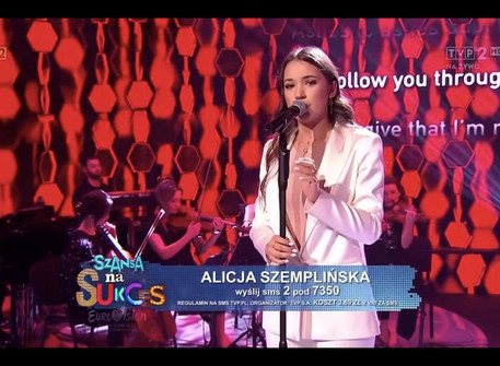 #Poland Alicja- Empires Lyrics