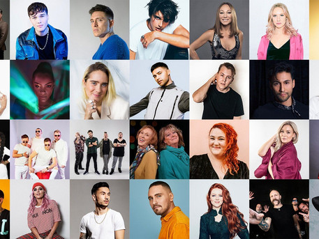 Melodifestivalen 2021's official participant list is revealed